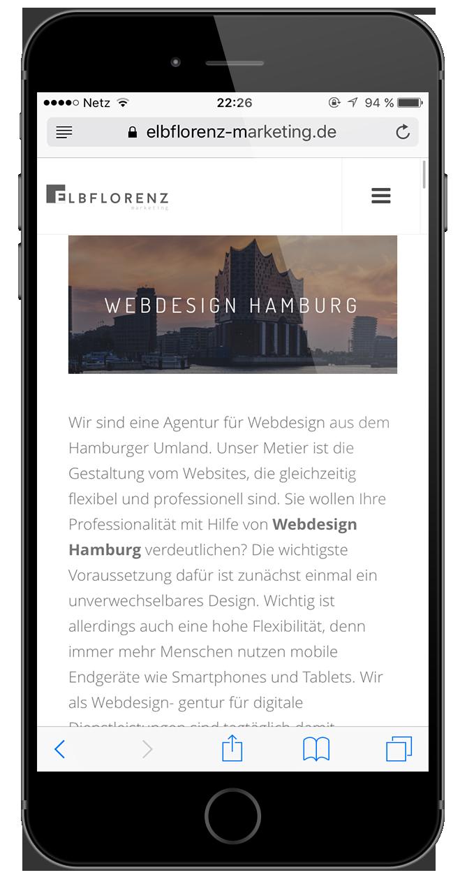 Web Design Hamburg   Webdesign Agentur Hamburg Elbflorenz Marketing